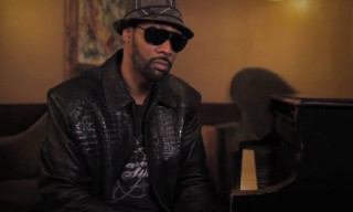 Video: 1-2-1 with jeffstaple featuring RZA