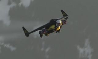 Video: Jetman