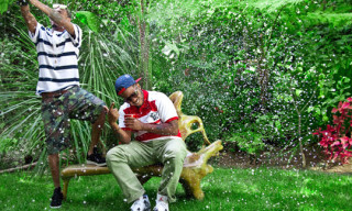 LRG Summer 2012 Collection Lookbook featuring The Cool Kids