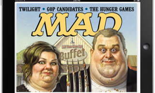 MAD Magazine Launches iPad App
