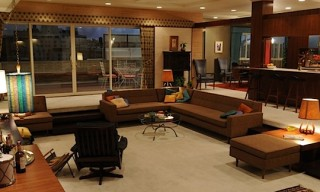 Mad Men: Don Draper's Apartment