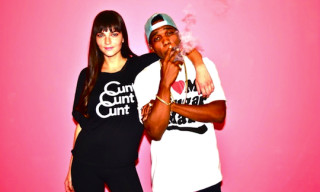 Married To The MOB Summer 2012 Lookbook feat. Curren$y