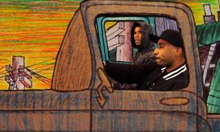 Music Video: M.E.D. feat. Hodgy Beats – Outta Control