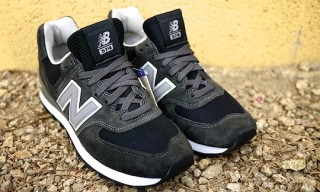 "New Balance 574 Made in USA ""John Henry"""