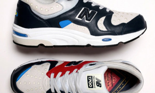 Whiz x mita sneakers x New Balance 1700