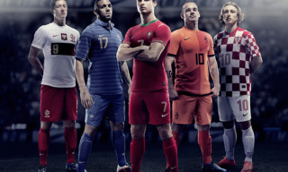 Nike Football Unveils Nation Home Kits for Croatia, France, Netherlands, Poland and Portugal
