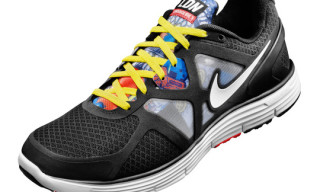 Nike LunarGlide+ 3 'London' by Mark Ward