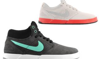 Nike P-Rod 5 & P-Rod 5 Mid