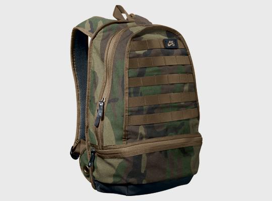 nike sb camouflage backpack highsnobiety. Black Bedroom Furniture Sets. Home Design Ideas