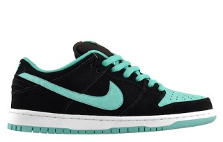 Nike SB Dunk Low Black Clear Jade  5ad7e3c866