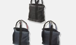 Original Fake Denim Tote Bags & Messenger Bags
