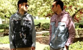 Ronnie Fieg x Marshall Artist Waxed M65 Jacket