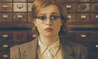 Music Video: Rufus Wainwright, Helena Bonham Carter – Out Of The Game