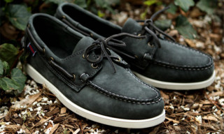 Sebago by Ronnie Fieg Spring/Summer 2012 Docksides