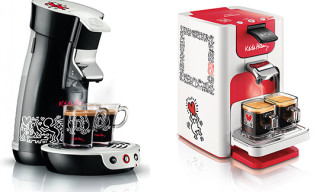 Keith Haring x SENSEO Coffee Machines