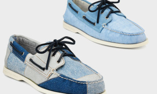 Sperry Top-Sider by Band of Outsiders Spring/Summer 2012 Collection