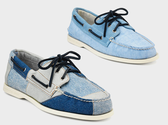 huge discount b9ea2 de29c 60%OFF Sperry TopSider by Band of Outsiders Spring Summer 2012 Collection  Highsnobiety