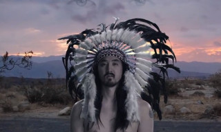 "Music Video: Steve Aoki featuring Kid Cudi & Travis Barker – ""Cudi the Kid"" (Official Video)"