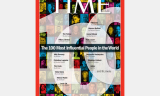 THE TIME 100 – The 100 Most Influential People in the World