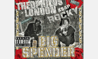 Music: Theophilus London – Big Spender featuring ASAP Rocky