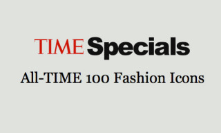 TIME Specials: All-TIME 100 Fashion Icons