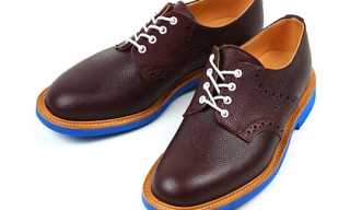 Union x Mark McNairy Saddle Shoe (Version 2)