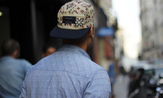 Weekly Street Style: Comme des Garcons, Ugly Caps, Louis Vuitton & More