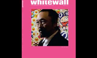 Whitewall Magazine Spring 2012 Art Issue – Takashi Murakami