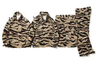WTAPS Summer 2012 'Tiger Camo' Sneak Collection