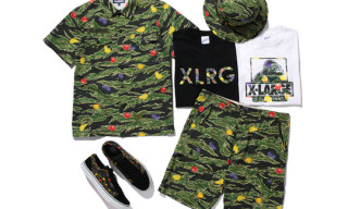 XLarge Tropical Camouflage Capsule Collection