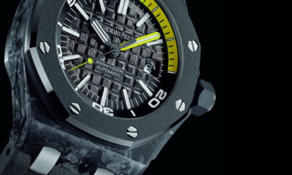 Audemars Piguet Royal Oak Offshore Diver Forged Carbon