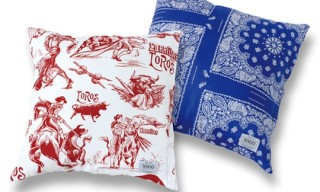 FUCT SSDD Pillows