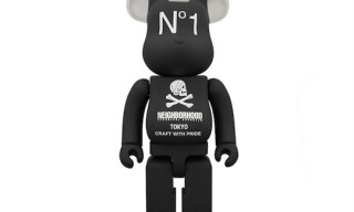 "Neighborhood ""No. 1"" BE@RBRICK 400%"