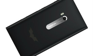Nokia Lumia 900 'The Dark Knight Rises' Edition