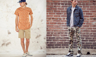 OBEY Spring & Summer 2012 Lookbooks
