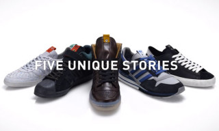 adidas Originals Spring/Summer 2012 Consortium Collection Video