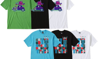 Adrian Johnson x Stussy Artist Series T-Shirts