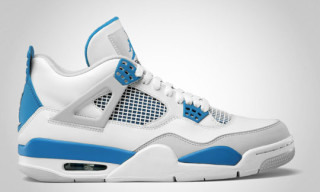 Air Jordan 4 Retro 'Military Blue'