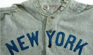 Babe Ruth Jersey Auctioned Off for $4.4 Million