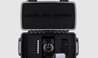 Bamford Watch Department SE Submariner California