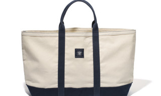 Bape x Port Canvas Tote Bags