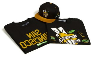 Mighty Healthy x Benny Gold Summer 2012 Collection