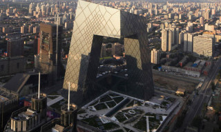 CCTV Headquarters by Rem Koolhaas Now Complete