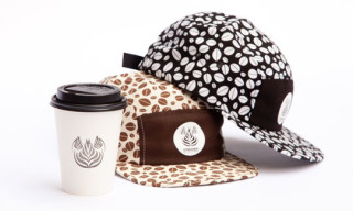 Chari & Co NYC Streamer Coffee 5-Panel Caps