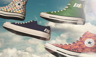 Converse x Braniff International Sneaker Collection
