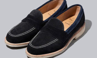 Deluxe x Loake Loafers