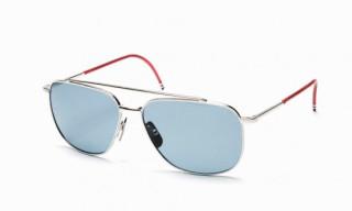 Dita x Thom Browne TB-100 Pilot Sunglasses