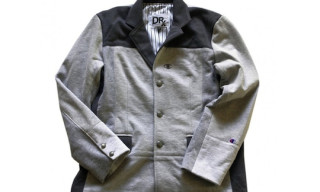 DRx Romanelli for Barneys Japan Spring 2012 Fleece Blazer Collection