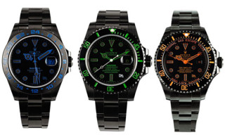Dr. Romanelli x Just One Eye x Bamford Watch Department Watch Collection