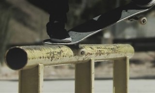 Video: Everyday Project – Skate by Charles Bergquist